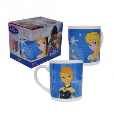 La Reine Des Neiges - Mug Elsa Et Anna