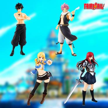 Fairy Tail - Pack de...