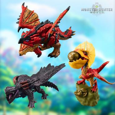 Monster Hunter - Pack de...