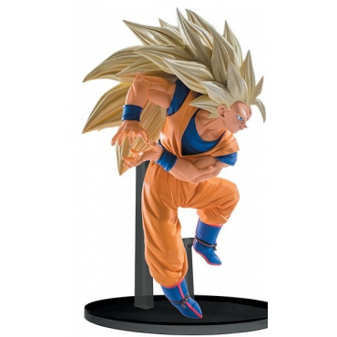 Dragon Ball Z - Figurine Goku SSJ 3 Scultures Vol.6