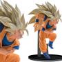 Dragon Ball Z - Figurine Goku SSJ 3 Scultures Vol.6