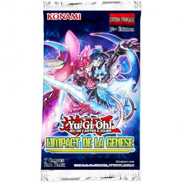 Yu-Gi-Oh! - Booster à...