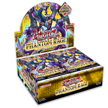 Yu-Gi-Oh! - Boîte de 24...