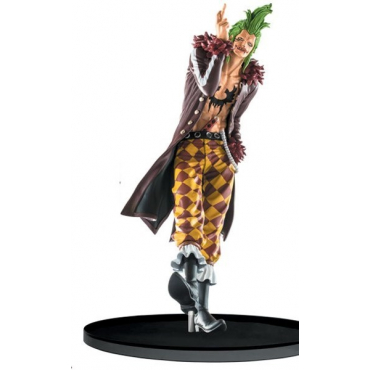 One Piece - Figurine Bartholomeo Scultures Vol.4