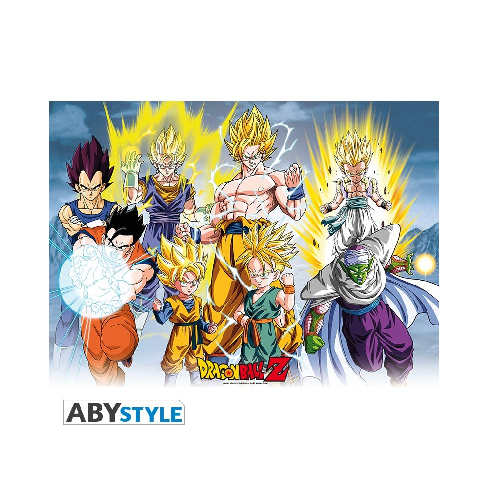 Dragon Ball Z - Poster All Stars