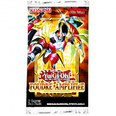 Yu-Gi-Oh! - Boosters Foudre...