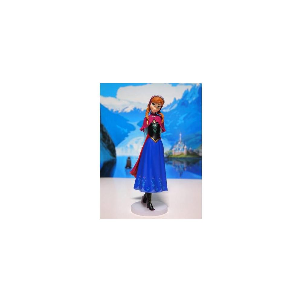 La Reine Des Neiges - Figurine Anna