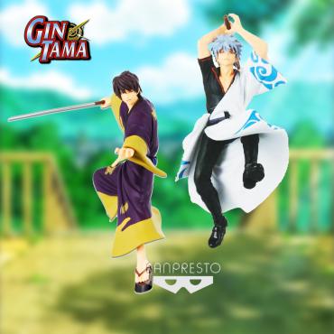 Gintama - Pack de figurines...