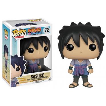 Naruto Shippuden - Figurine Sasuke POP