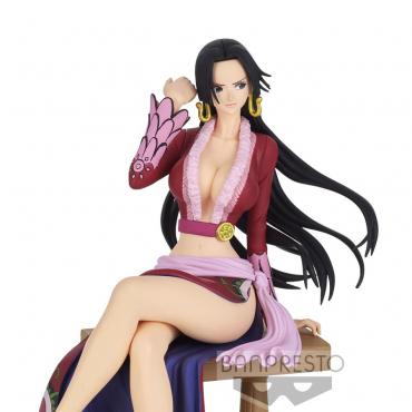 One Piece - Figurine Boa...