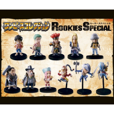 One Piece - Pack Rookie Special