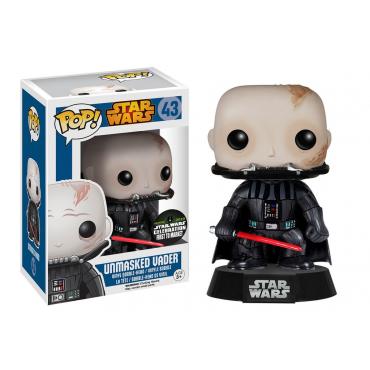 Star Wars - Figurine Vador POP