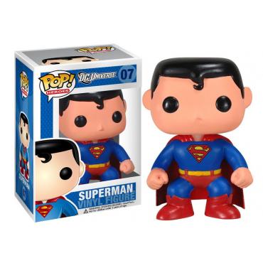 DC Universe - Figurine Superman POP