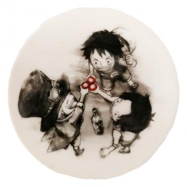 One Piece - Mini Assiette...