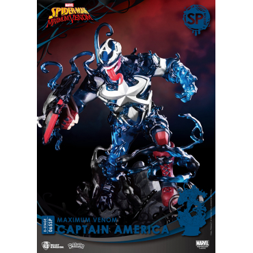 Marvel - Figurine Venomized...