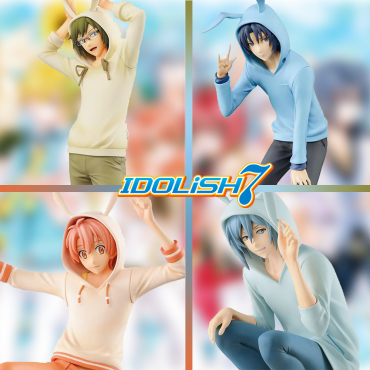 Idolish 7 - Pack de...