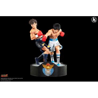 Hajime No Ippo - Figurine...