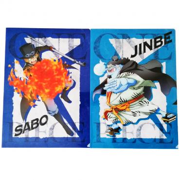 One Piece - Duo Porte...