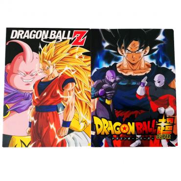 Dragon Ball - Duo de...