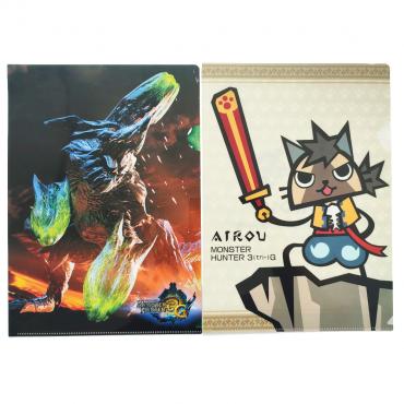 Monster Hunter- Duo de...