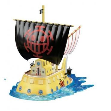 One Piece - Maquette Trafalgar Law Sous Marin