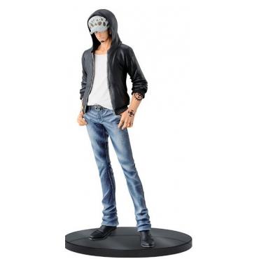 One Piece - Figurine Trafalgar Law Jeans Freak Vol.4 Version B