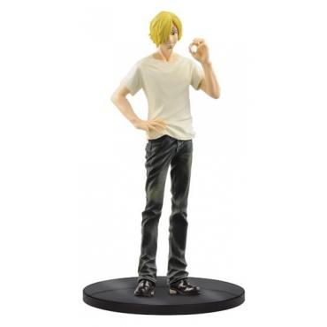 One Piece - Figurine Sanji Jeans Freak Vol.8 Version B