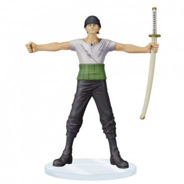 One Piece - Figurine Zoro Dramatic Showcase Vol.1 Saison 7