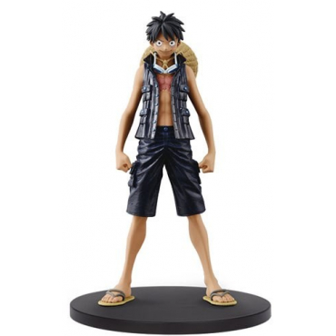 One Piece Gold - Figurine Luffy Grandline Men Vol.1