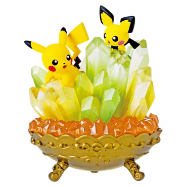 Pokémon - Figurine Pichu &...