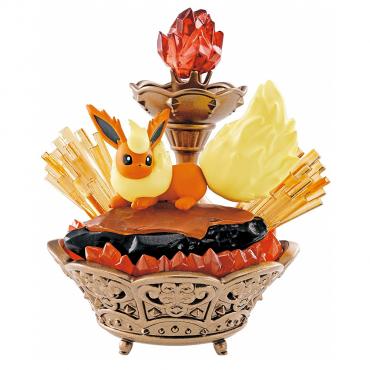 Pokémon - Figurine Pyroli...