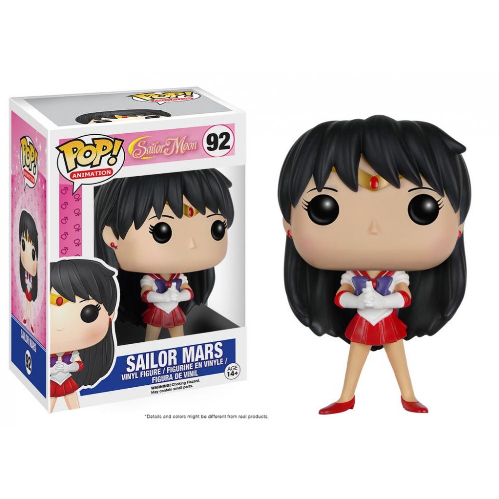 Sailor Moon - Figurine Sailor Mars POP