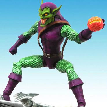 Marvel - Figurine Green...