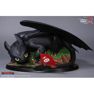 Dragons - Figurine Krokmou