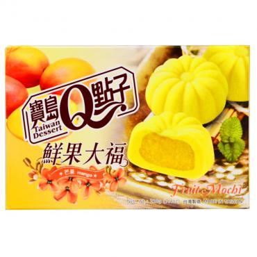 Paquet de Mochi Fruités À...
