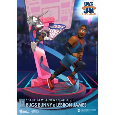 Space Jam - Figurine Bugs...