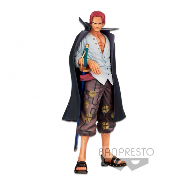 One Piece - Figurine Shanks...