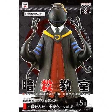 Assassination Classroom - Figurine Koro Sensei Ver.Noir