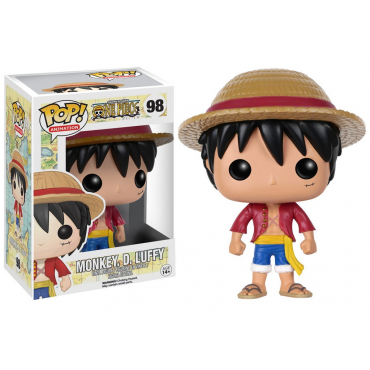 One Piece - POP Luffy