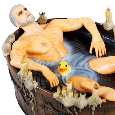 The Witcher III - Figurine...