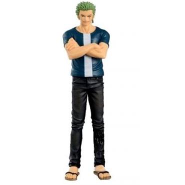 One Piece - Figurine Zoro Roronoa Jeans Feak Vol.6 Ver B