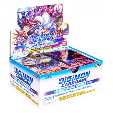 Digimon Card Game - Boîte...
