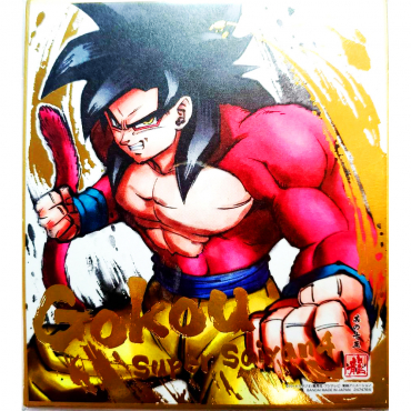 Dragon Ball GT - Shikishi...