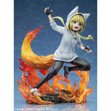 Kemono Incidents - Figurine...
