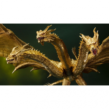 Godzilla - Roi Ghidorah...