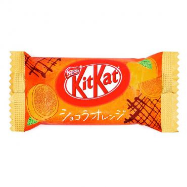 Kit Kat Goût Orange &...