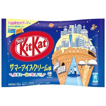 Kit Kat Goût Glace d'Été