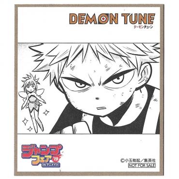 Demon Tune - Mini Shikishi...