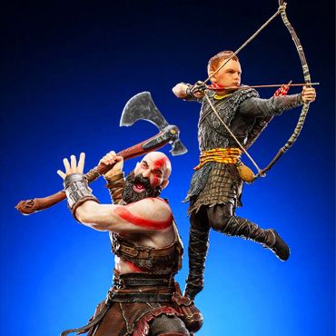 God Of War - Figurine...