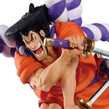 One Piece - Figurine Oden...